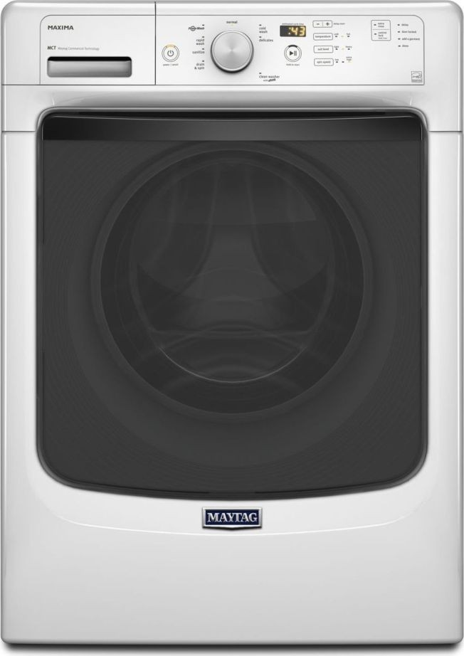 Maytag Mhw3100dw Front Load Washer Amp Mgd3100dw Gas Dryer W