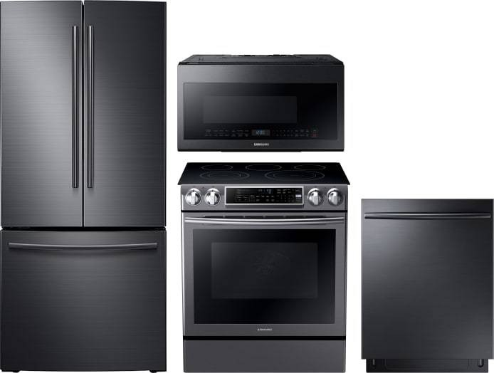 Ne58k9500sg Samsung 31 Quot Slide In Electric Range