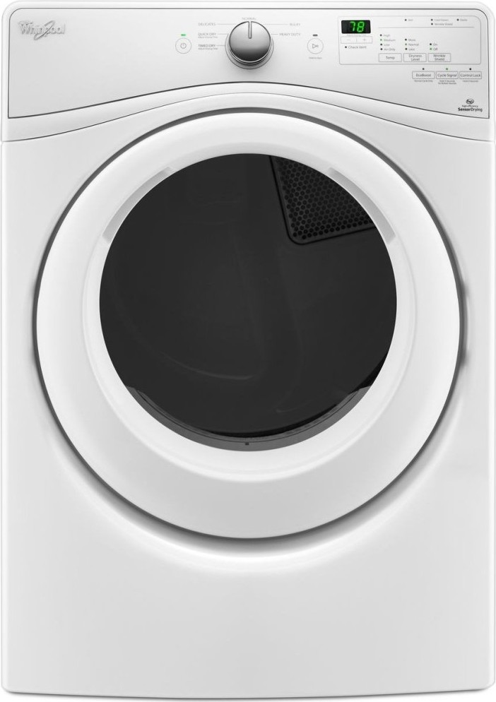 Whirlpool Wfw75hefw Front Load Washer Amp Wed75hefw Electric