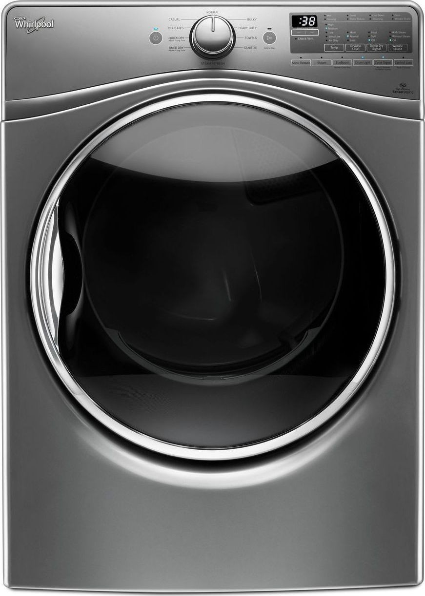 Whirlpool Wfw92hefc Front Load Washer Amp Wed92hefc Dryer