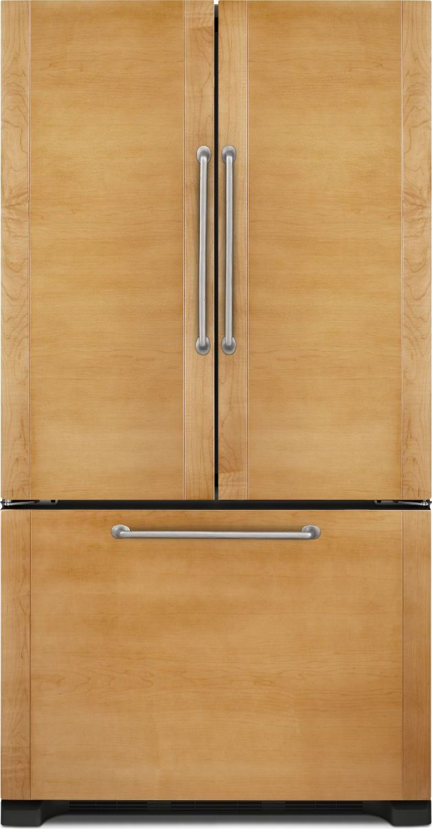 Jfc2290rtb Jenn Air 36 Counter Depth French Door Refrigerator Panel Ready