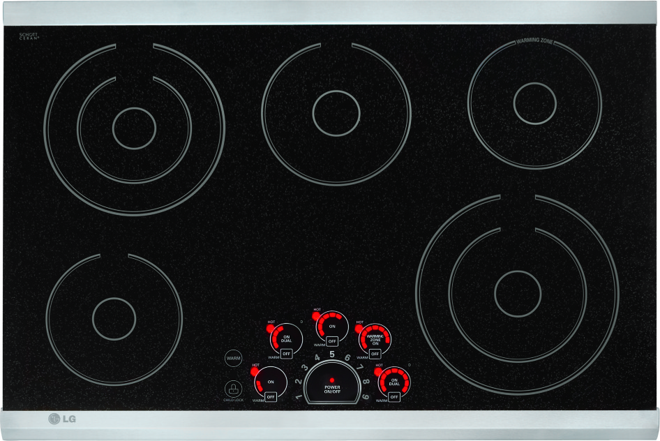 Ge cafe 30 stainless steel built in gas cooktop cgp350setss