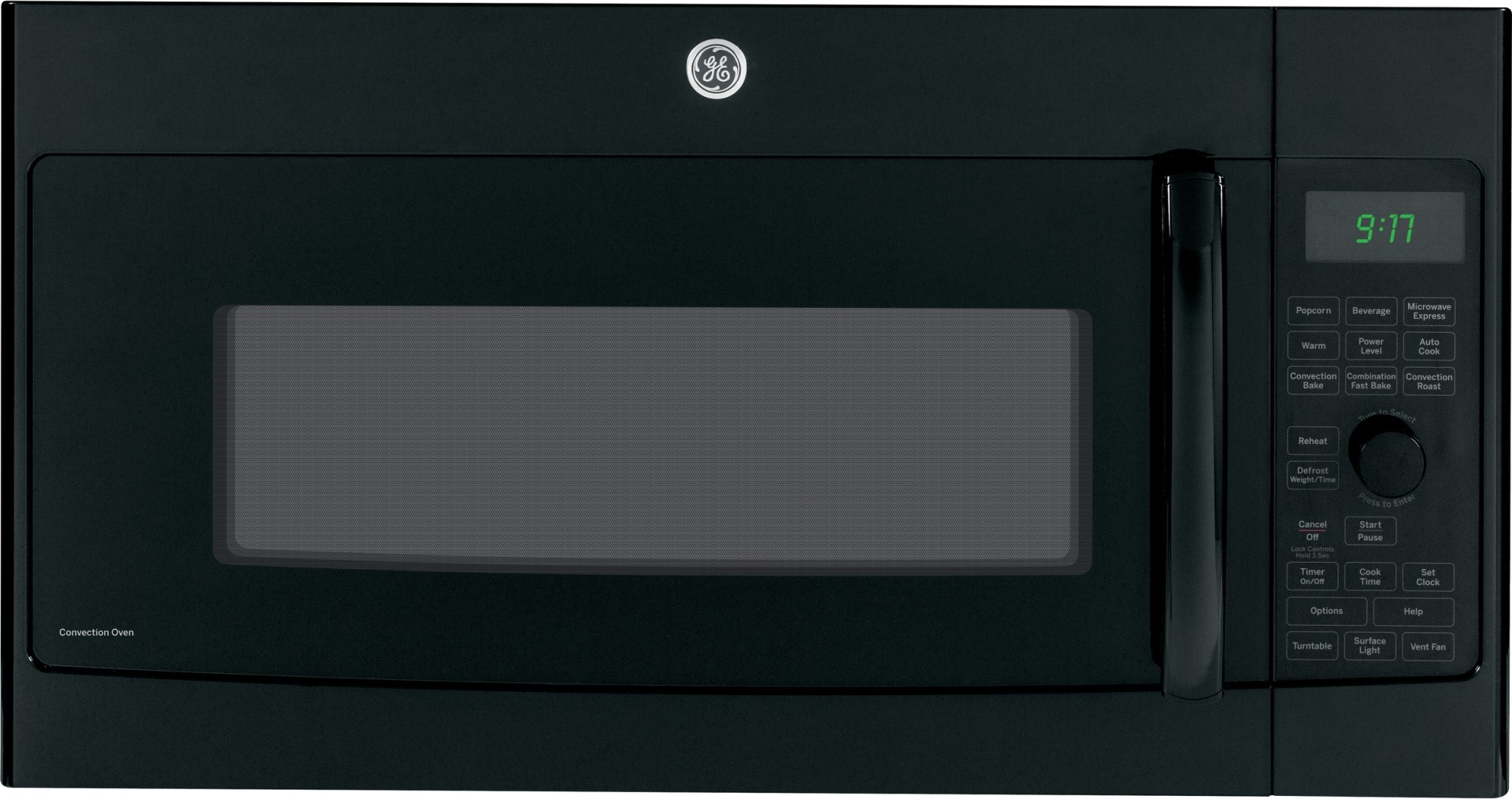 pvm9179dfbb ge profile series 17 cu ft convection microwave oven black
