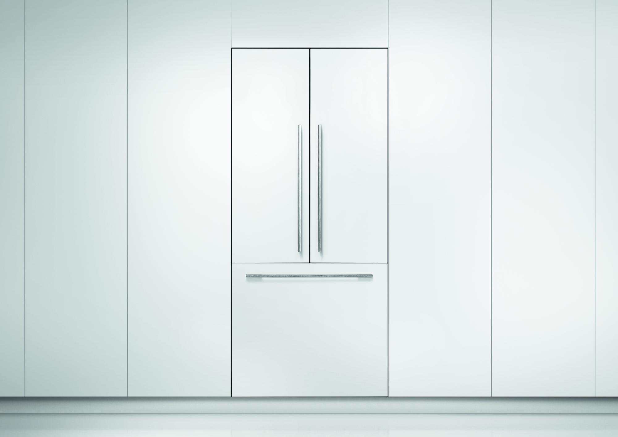 Rs36a80j1n Fisher Paykel 36 Built In French Door Refrigerator