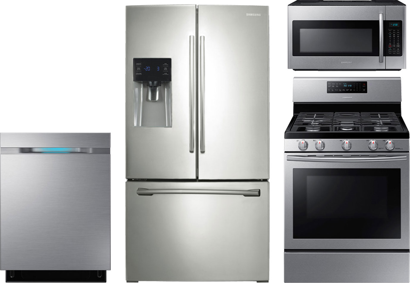 Kitchen Appliance Package Over The Range Kitchen Package